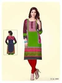 Latest Designer Kurti's Wholesale Collection