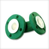 PTFE Lined 90 Degree Elbow