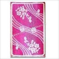 Pink Floor Plastic Mats