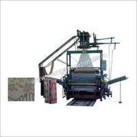 Plastic Mat Weaving Machine