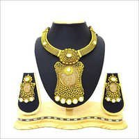 Designer Antique Fashion Necklace