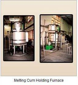 Melting Cum Holding Furnace