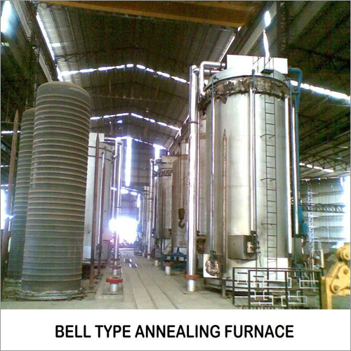 Bell Annealing Furnace