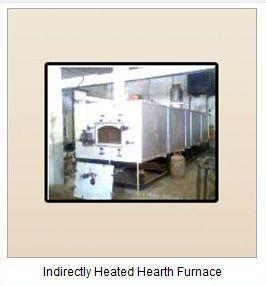 Indirectly Heated Hearth Furnace