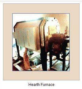 Hearth Furnace