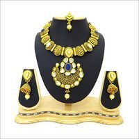 Polki Antique Fashion Necklace