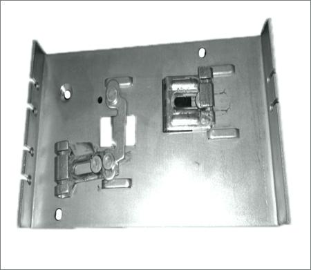 Sheet Metal Mechanism Assemblies