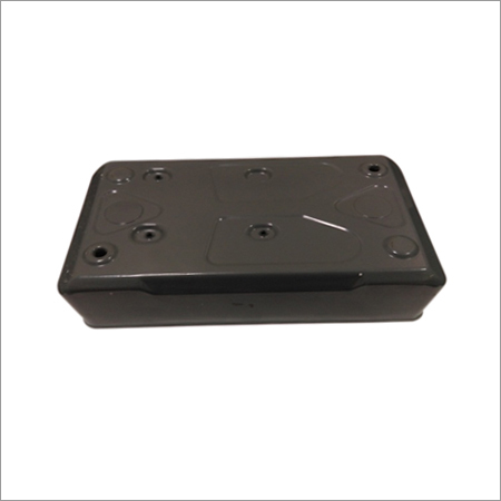 Sheet Metal Deep Draw Component