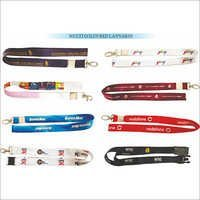 MULTI COLOUR LANYARD