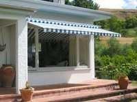 PVC Coated Awning Fabrics