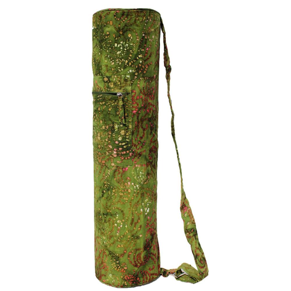Ymb014 Mat Bag- Batik (Zippered)