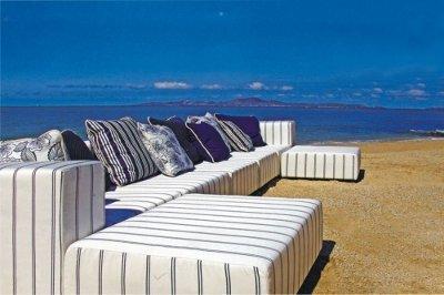 Sun'N'Joy Fully Upholstered Straight Line Furn