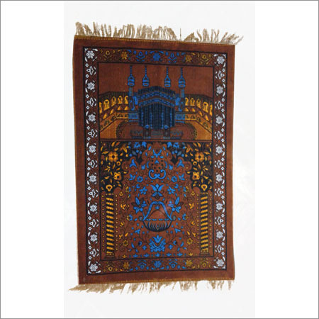 Janamaz Muslim Prayer Rug