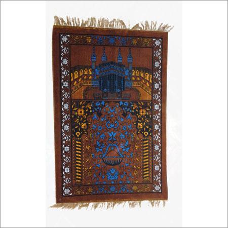 Janamaz Muslim Prayer Rug