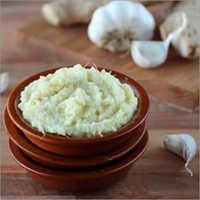 Fresh Garlic Paste