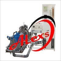 Three Cylinder Four Stroke Petrol Engine