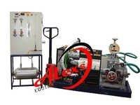 Four Cylinder Four Stroke Petrol Engine