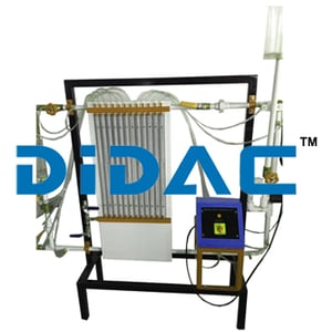 Orifice Plate Flow Meter With Transducer