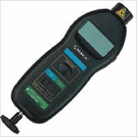 Digital Tachometer Contact + Non Contact Type
