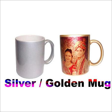 Silver & Goldan Mug