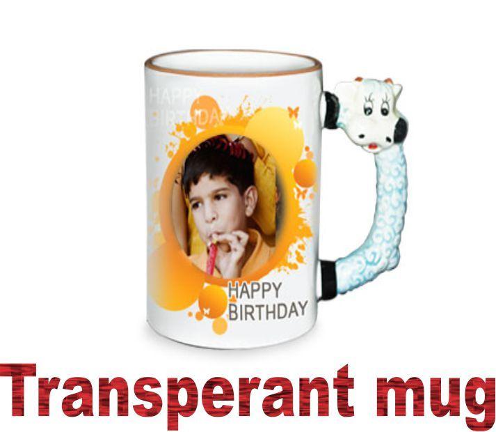 Transparent  Mug