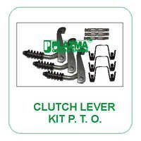Clutch Lever Kit PTO Green Tractor