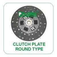 Clutch Plate Round Type John Deere