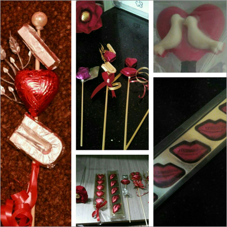 Chocolates Sticks