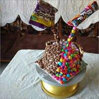 Anti Gravity Cake