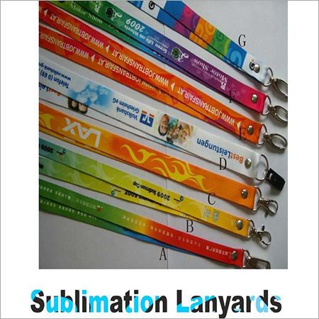 Sublimation Lanyard