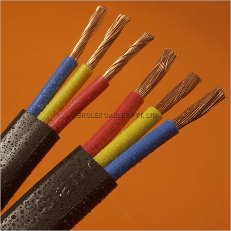 PVC Insulated Submersible Pump Cables