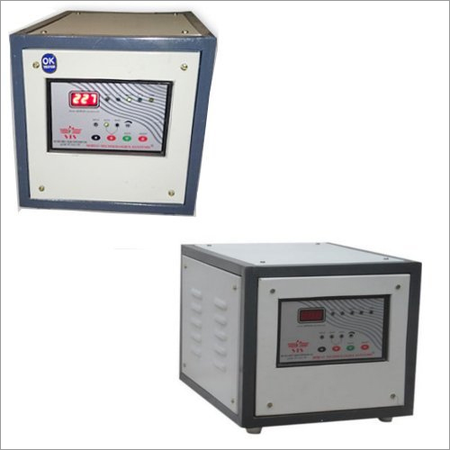 Single Phase Digital Servo Voltage Stabilizer