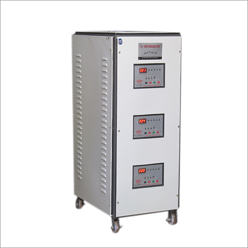 Three Phase Air Cooled Digital Servo Stabilizer