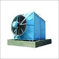 FRP Cross Flow Single Flow Cooling Tower
