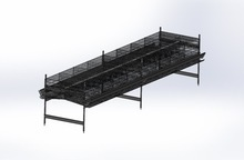 A Type Battery Cages