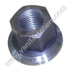 Collar Nut, Wheel Nut, Revolving Nut, 7 x 8 Nut
