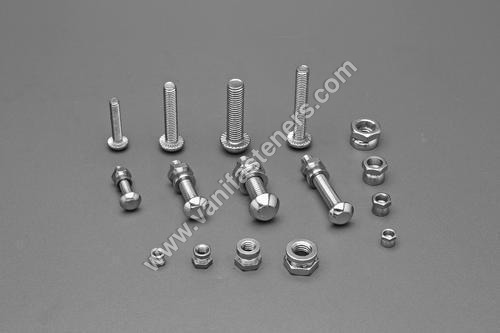 SS Anti Theft Bolts & Anti Theft Nuts