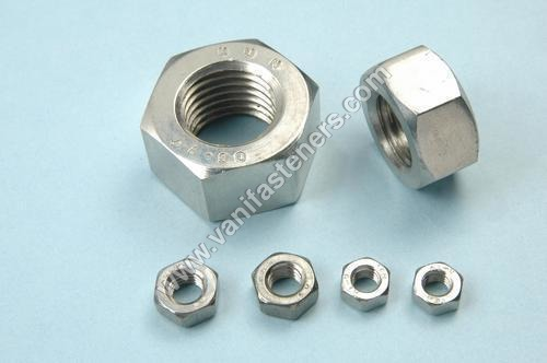 SS Hex Nuts