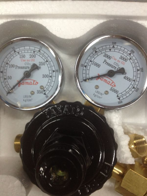 Yamato Welding Regulators