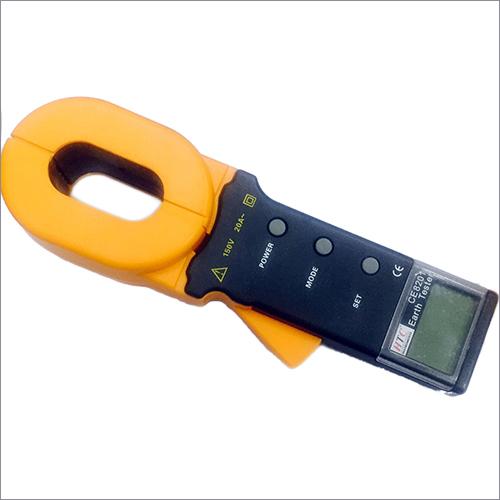 Earth Testing Meter On Rent