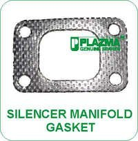 Gasket Silencer Manifold John Deere