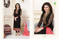 PRACHI 14--GEORGETTE EMBROIDERY SUIT-