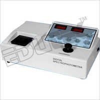 DIGITAL SPECTRO PHOTOMETER