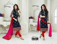 NANDANEE 2--GEORGETTE EMBROIDERY SUIT