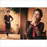 BELISSA 2--GEORGETTE EMBROIDERY SUIT