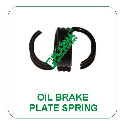 Oil Brake Plate Spring 5103 John Deere