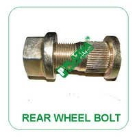 Rear Wheel Bolt Green Tractors