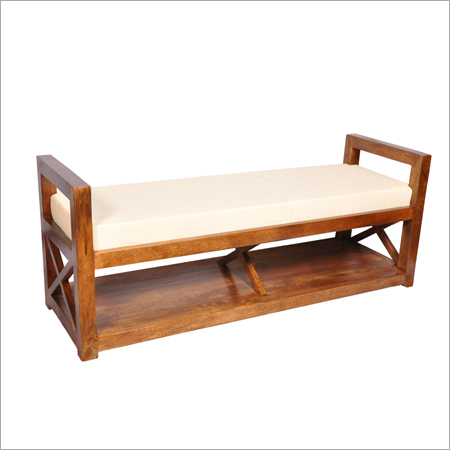 Sheesham Wood Bench