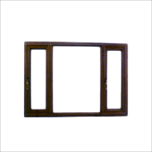 Two Sash Laminated Casement Window