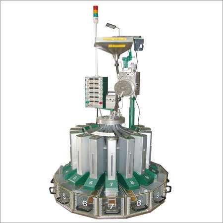 Cylindrical Roller Length Sorting Machine